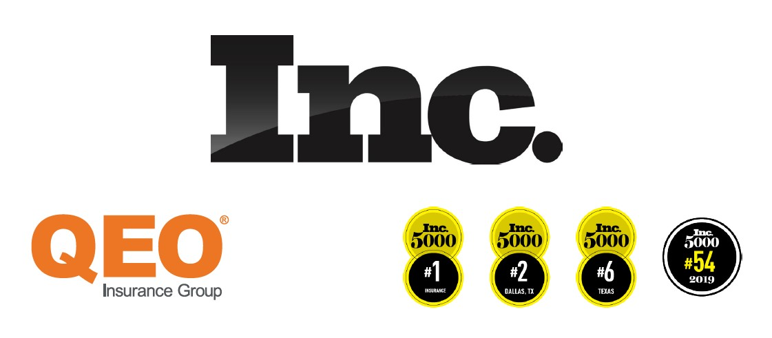 Qeo Announced In The Inc 5000 List Of America S Fastest Growing Companies Qeo